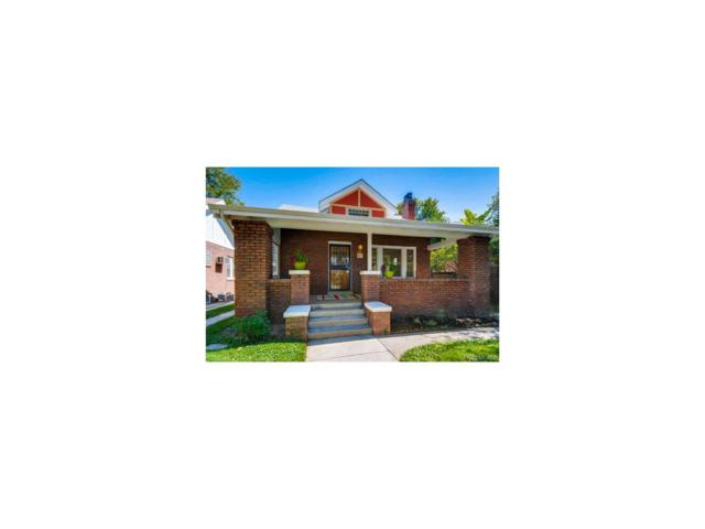 818 S Gilpin Street, Denver, CO 80209 (#5281959) :: Wisdom Real Estate