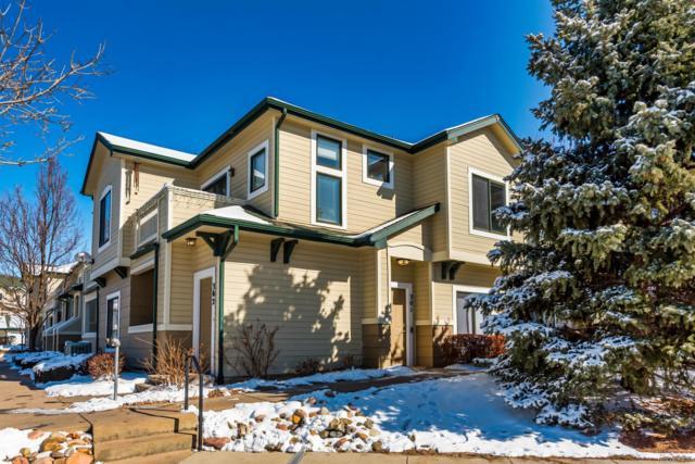 8707 E Florida Avenue #301, Denver, CO 80247 (#5282203) :: The Peak Properties Group