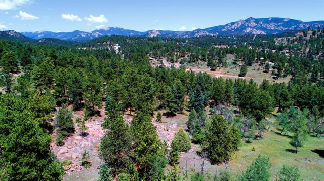 34401 Natural Spring Road, Pine, CO 80470 (MLS #5282345) :: 8z Real Estate