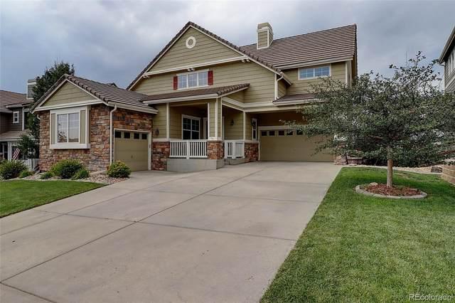 4699 Dusty Pine Trail, Castle Rock, CO 80109 (MLS #5282544) :: 8z Real Estate