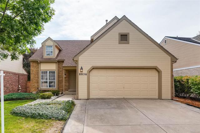 8856 Red Bush Trail, Highlands Ranch, CO 80126 (#5283654) :: The Peak Properties Group
