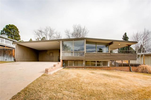 5156 S Elati Drive, Englewood, CO 80110 (#5283724) :: Structure CO Group