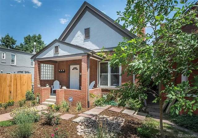 2746 N Williams Street, Denver, CO 80205 (#5283735) :: Finch & Gable Real Estate Co.