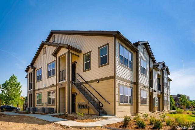 4605 Copeland Loop #204, Highlands Ranch, CO 80126 (#5284330) :: The Gilbert Group