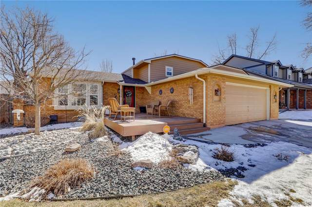 13334 W Saratoga Drive, Morrison, CO 80465 (#5284462) :: The Dixon Group