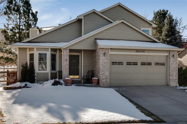 20420 Brookdale Lane, Parker, CO 80138 (#5284555) :: Structure CO Group
