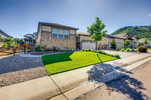 2920 Bagpipe Lane, Castle Rock, CO 80104 (#5284837) :: Mile High Luxury Real Estate