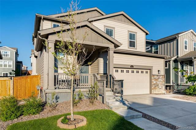9544 Pitkin Street, Commerce City, CO 80022 (MLS #5284910) :: Find Colorado