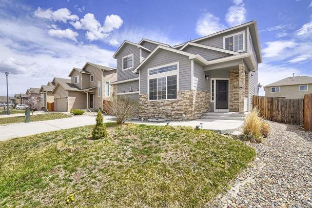 9435 Dakota Dunes Lane, Peyton, CO 80831 (#5285476) :: House Hunters Colorado