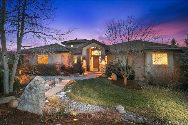 7469 Spring Drive, Boulder, CO 80303 (MLS #5285712) :: Keller Williams Realty