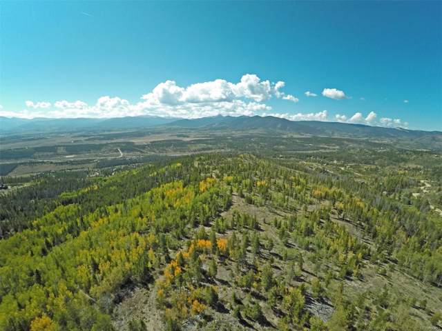 250 County Road 854, Tabernash, CO 80478 (MLS #5286106) :: 8z Real Estate