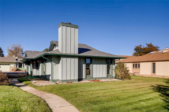 49 Douglas Drive, Broomfield, CO 80020 (#5286376) :: The HomeSmiths Team - Keller Williams