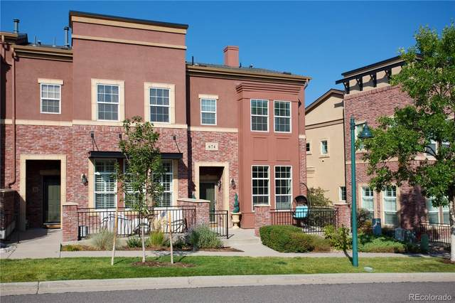 674 Bristle Pine Circle A, Highlands Ranch, CO 80129 (#5286526) :: Relevate | Denver