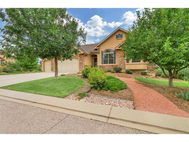 1989 Diamond Creek Drive, Colorado Springs, CO 80921 (MLS #5286594) :: 8z Real Estate