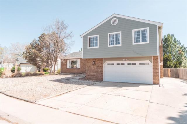 5274 E 114th Place, Thornton, CO 80233 (#5286667) :: House Hunters Colorado