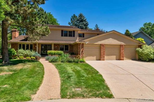 10885 E Crestline Place, Englewood, CO 80111 (#5286703) :: Bring Home Denver with Keller Williams Downtown Realty LLC