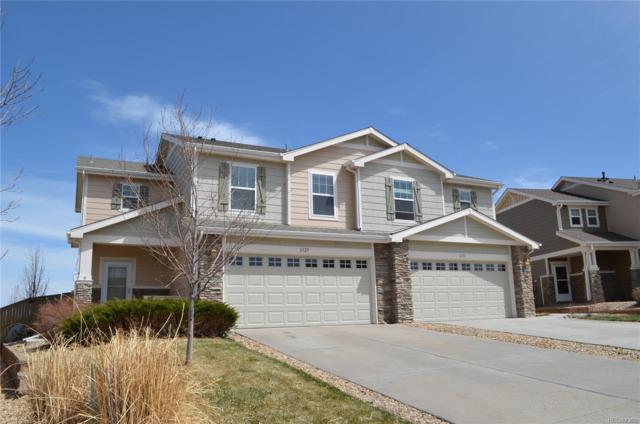6325 Wescroft Avenue, Castle Rock, CO 80104 (#5287230) :: The Peak Properties Group