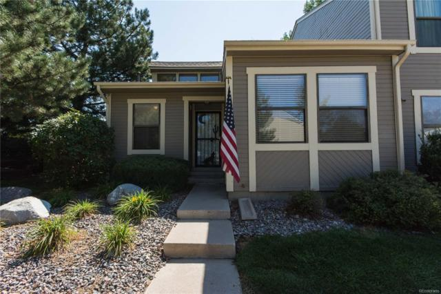 4602 S Fraser Circle A, Aurora, CO 80015 (#5287608) :: The Peak Properties Group