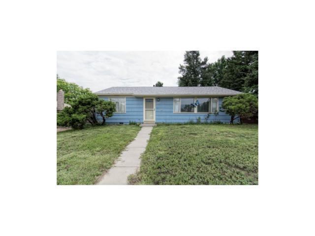 2311 N Union Boulevard, Colorado Springs, CO 80909 (MLS #5288011) :: 8z Real Estate