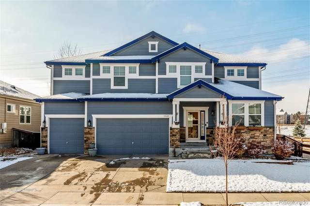 15435 Carob Circle, Parker, CO 80134 (#5288477) :: Venterra Real Estate LLC