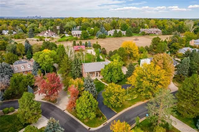 999 Green Oaks Drive, Greenwood Village, CO 80121 (MLS #5288494) :: Re/Max Alliance