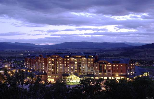 2300 Mt. Werner Circle 703, Steamboat Springs, CO 80487 (#5288626) :: Portenga Properties - LIV Sotheby's International Realty