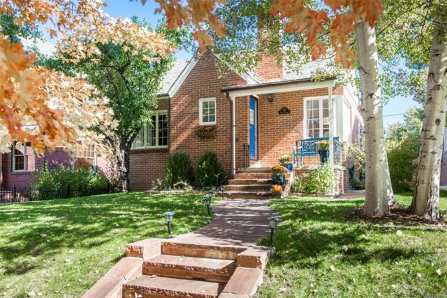 704 S Gaylord Street, Denver, CO 80209 (#5288640) :: 5281 Exclusive Homes Realty
