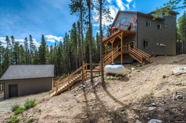 258 Upper Forest Road, Idaho Springs, CO 80452 (MLS #5288968) :: 8z Real Estate