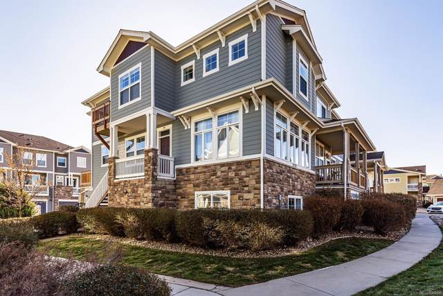 9578 Pearl Circle #101, Parker, CO 80134 (#5289044) :: The Healey Group