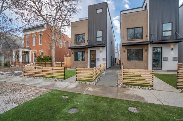 2442 Glenarm Place, Denver, CO 80205 (#5289215) :: The DeGrood Team