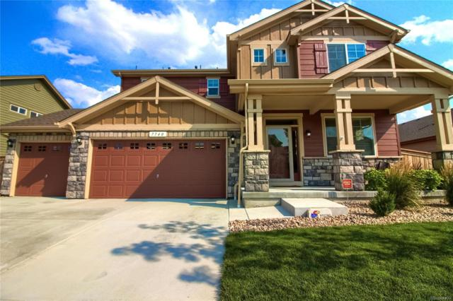 7740 E 137th Place, Thornton, CO 80602 (#5289704) :: Bring Home Denver