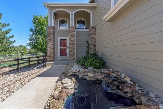 7436 Chipmunk Place, Littleton, CO 80125 (#5289782) :: The HomeSmiths Team - Keller Williams