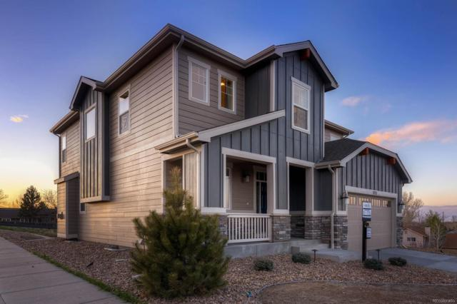 11752 E Ouray Court, Commerce City, CO 80022 (#5289795) :: The Peak Properties Group