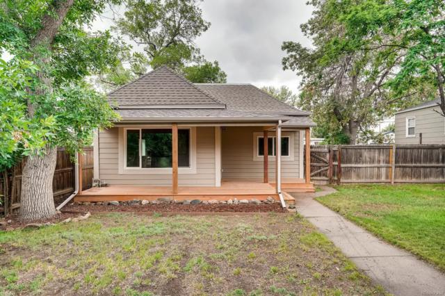 2546 S Logan Street, Denver, CO 80210 (MLS #5289916) :: 8z Real Estate