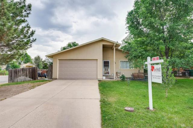 11956 S Clayson Street, Parker, CO 80138 (#5289977) :: The Griffith Home Team