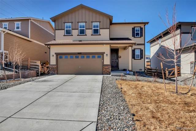 4689 S Odessa Street, Aurora, CO 80015 (#5290073) :: Bring Home Denver with Keller Williams Downtown Realty LLC