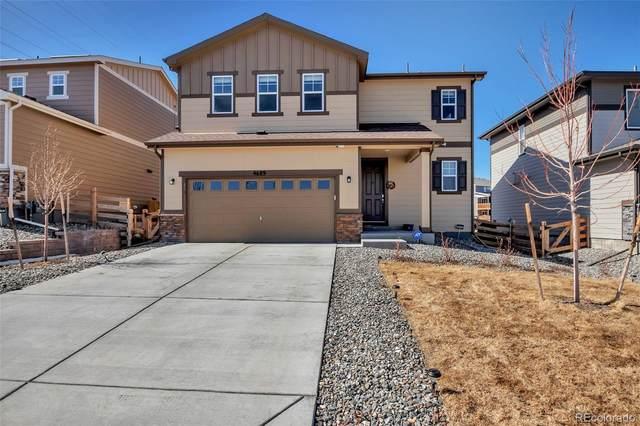 4689 S Odessa Street, Aurora, CO 80015 (MLS #5290073) :: 8z Real Estate
