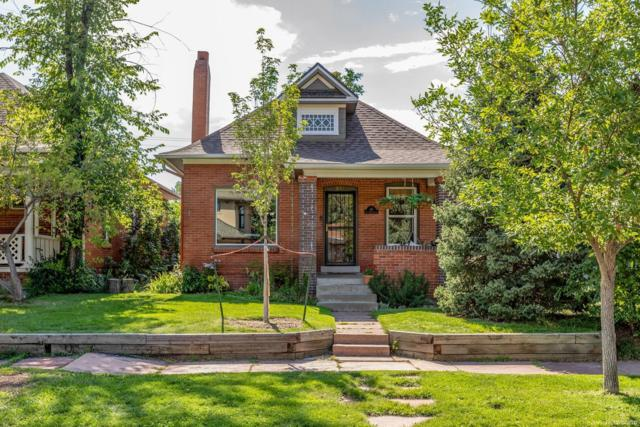 641 S Washington Street, Denver, CO 80209 (#5290336) :: Mile High Luxury Real Estate