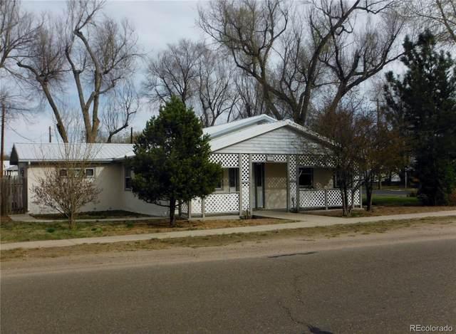 104 3rd Avenue, Hugo, CO 80821 (MLS #5290619) :: 8z Real Estate
