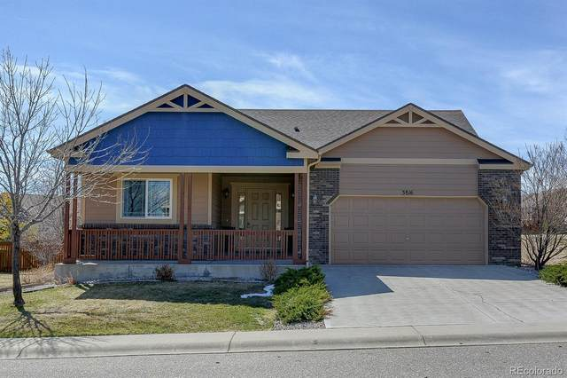 3816 Fletcher Street, Loveland, CO 80538 (MLS #5290769) :: 8z Real Estate