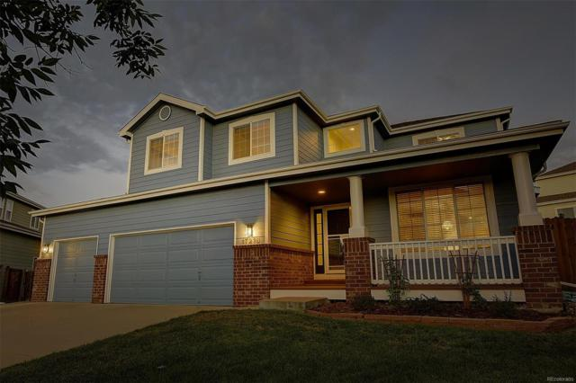 17218 Cornerstone Lane, Parker, CO 80134 (#5290967) :: My Home Team