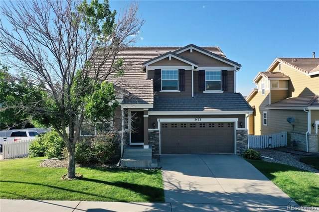 3473 Brushwood Drive, Castle Rock, CO 80109 (MLS #5290985) :: 8z Real Estate