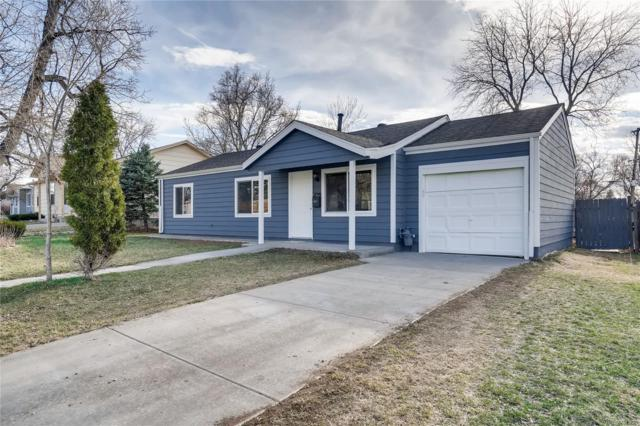 3083 S Grape Way, Denver, CO 80222 (#5291124) :: Compass Colorado Realty
