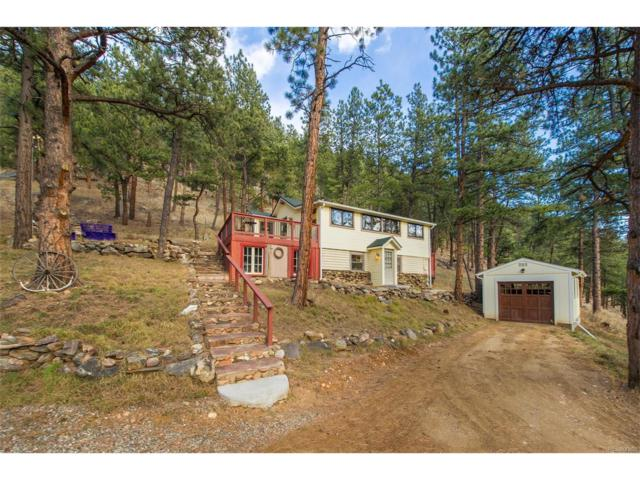 3010 Kerr Gulch Road, Evergreen, CO 80439 (MLS #5291127) :: 8z Real Estate