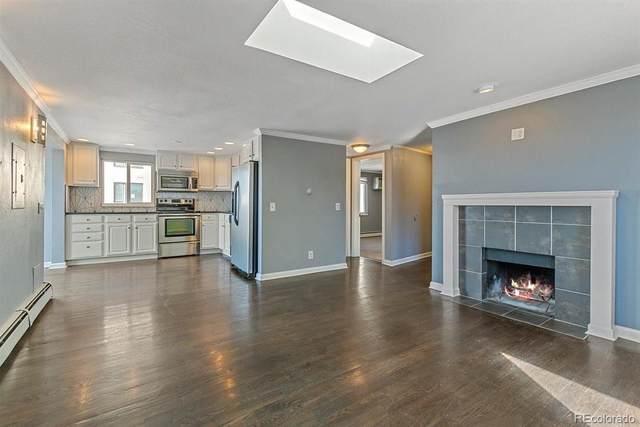 336 N Grant Street #501, Denver, CO 80203 (#5291148) :: Portenga Properties - LIV Sotheby's International Realty