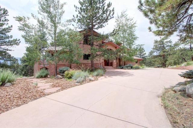 3655 Sunshine Canyon Drive, Boulder, CO 80302 (#5291691) :: The Peak Properties Group