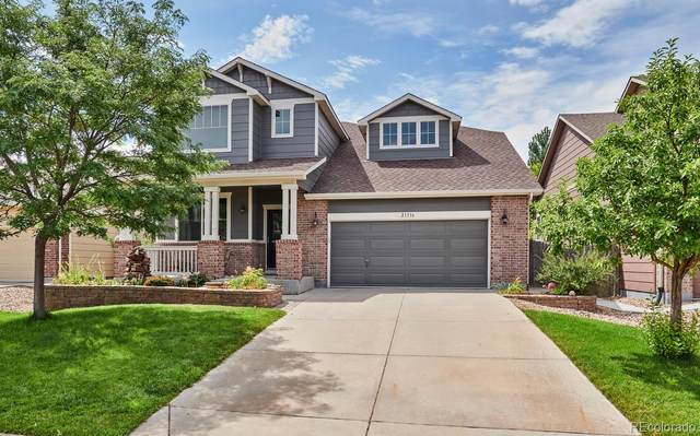 21536 E Nassau Place, Aurora, CO 80013 (#5291745) :: The DeGrood Team
