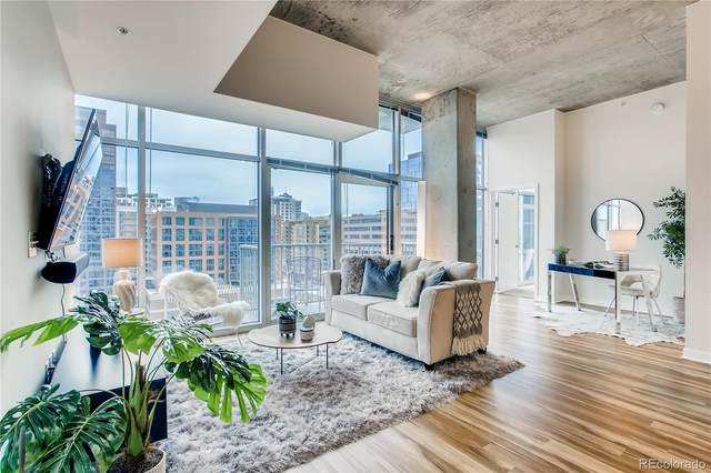 1700 Bassett Street #1120, Denver, CO 80202 (#5291909) :: The Gilbert Group