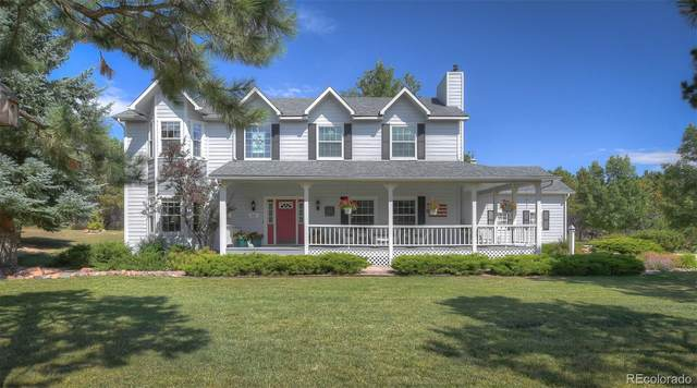 640 Paint Brush Lane, Monument, CO 80132 (#5292092) :: Own-Sweethome Team