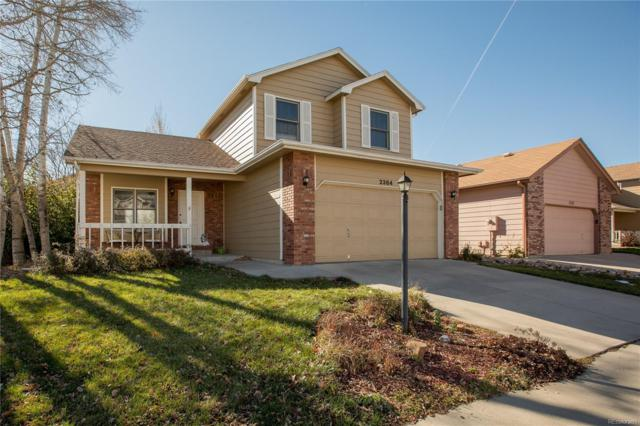 2384 Hampstead Drive, Loveland, CO 80538 (#5292224) :: The City and Mountains Group